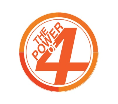 Power of 4